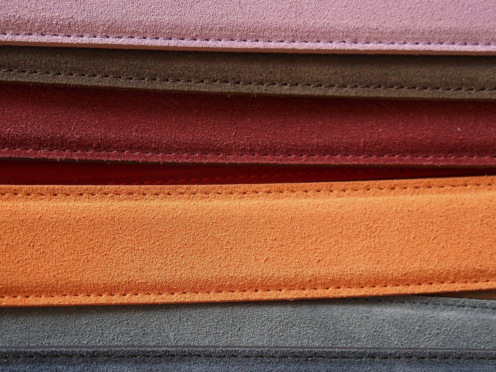colors belt skin belts